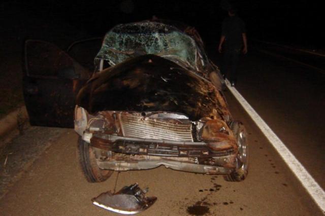 Trânsito provoca a morte de três famílias no final de semana Polícia Rodoviária Federal/Divulgação