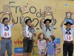 Premiação fêmea: com uma pontuação de destaque em todas as provas, Oraca do Itapororó se consagrou a grande campeã do Bocal de Ouro 2012, com 23,747 pontos