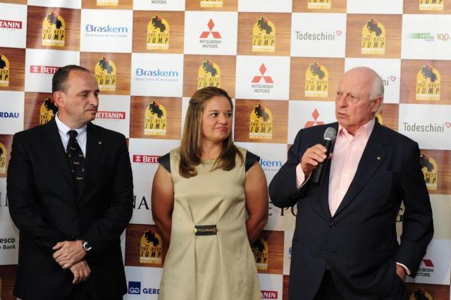 The Best Jump contará com equipes europeias pela primeira vez em 44 anos Ricardo Duarte/Agencia RBS