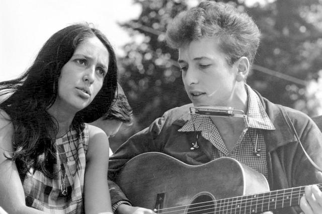 Amantes de Bob Dylan inspiraram alguns de seus clássicos Rowland Scherman/Divulgação