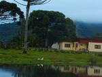Bela imagem do amanhecer em Lages/SC