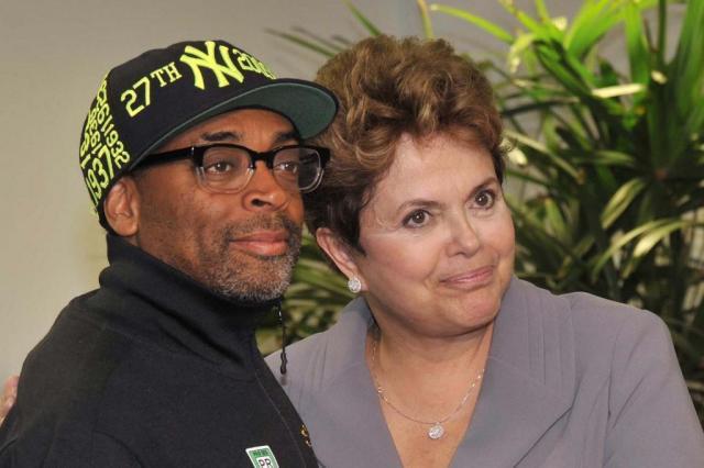 Dilma dará depoimento em novo documentário de Spike Lee José Cruz/Agência Brasil