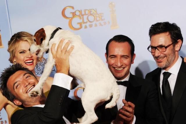 """Cachorro do filme """"O Artista"""" vai ganhar biografia Kevin Winter/GETTY IMAGES NORTH AMERICA"""