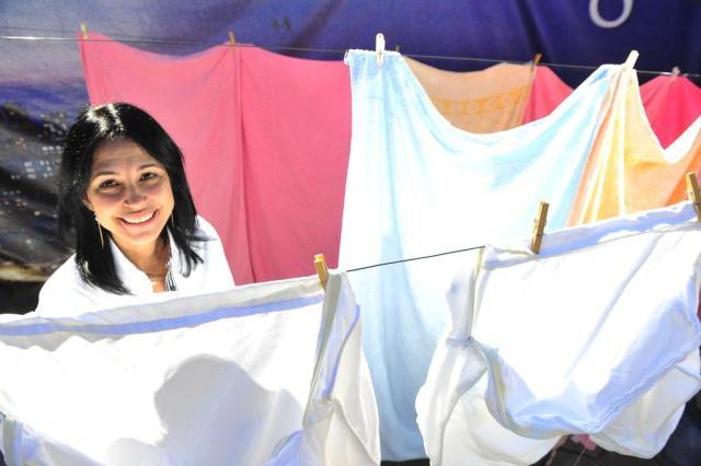 O trabalho que transforma vidas: ex-Febem é hoje administradora Tadeu Vilani/Agencia RBS