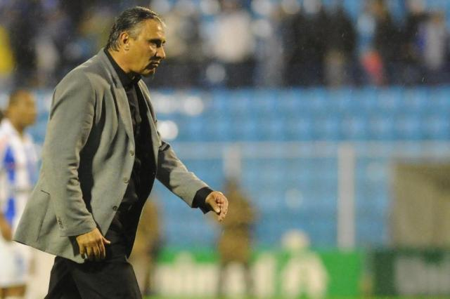 Tite confirma time do Corinthians, mas esconde estratégias para vencer o Vasco Flávio Neves/Agencia RBS