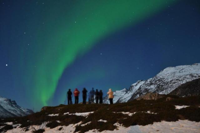 Em busca da aurora boreal ana moura/Divulgação