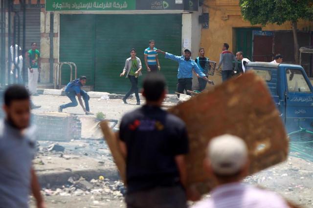 Vinte morrem em confrontos no Cairo a poucas semanas das eleições Khaled Desouki/AFP