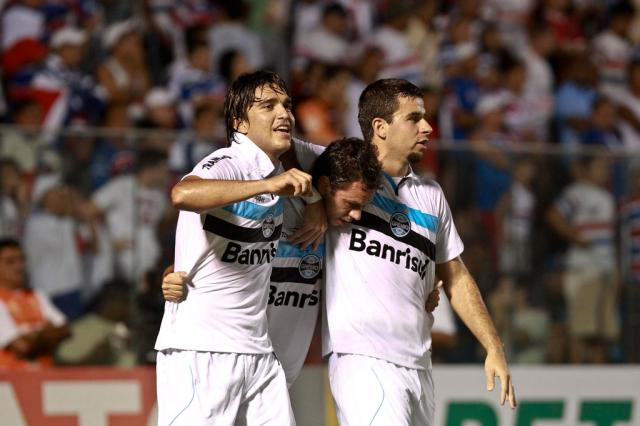 """Moreno é elogiado por Jardel e projeta: """"Tomara que possa ajudar o Grêmio"""" Jarbas Oliveira/Lancepress!/"""