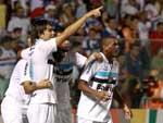 O Grêmio venceu o Fortaleza no estádio Presidente Vargas pelo placar de 2x0