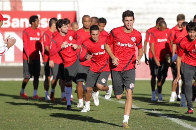 Inter busca título gaúcho para amenizar dor da eliminação da Libertadores Ricardo Duarte/Agencia RBS