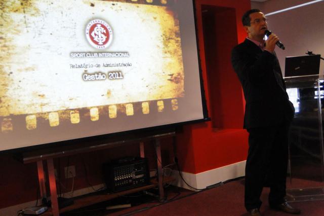Inter estuda criação de time B na China e projeta o gerenciamento dos jogadores Alexandre Ernst/