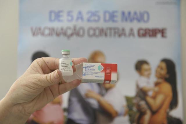 Vacinação contra a gripe começa neste sábado, com foco em crianças, idosos e gestantes Salmo Duarte/Agencia RBS