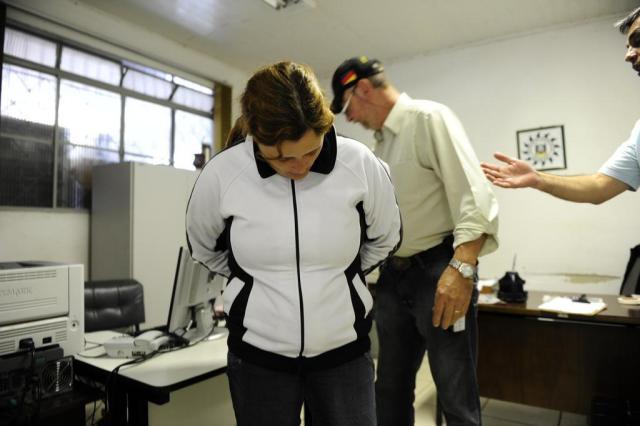 Mulher é presa acusada de torturar companheira imitando o filme Jogos Mortais Ronaldo Bernardi/Agencia RBS