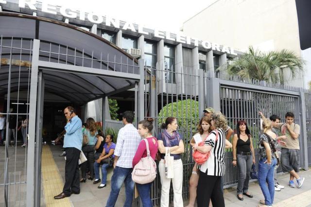 Justiça Eleitoral fará plantão de atendimento ao público neste final de semana Andréa Graiz/Agencia RBS