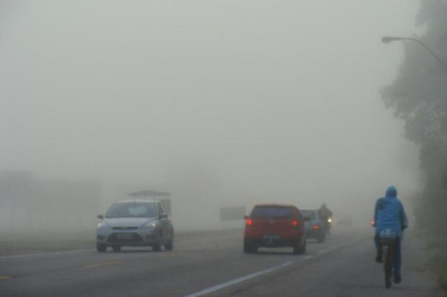 Porto de Rio Grande fecha devido à neblina Rafael Divério/Agencia RBS