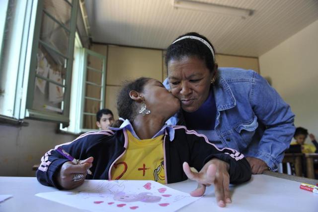 Educandário luta para mudar 150 vidas Carlos Macedo/Especial