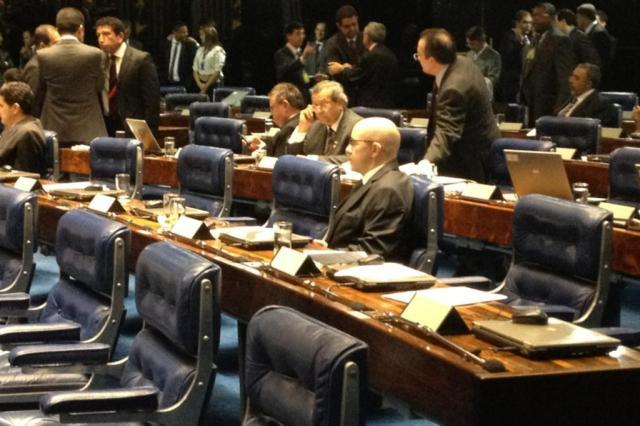Duas únicas testemunhas desistem de defender Demóstenes no Conselho de Ética Léo Saballa Jr./Rádio Gaúcha