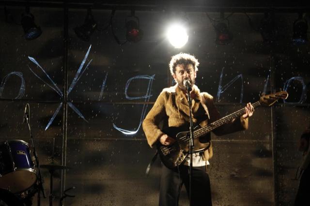 """Espetáculo paranaense """"Oxigênio"""" combina teatro e rock Elenize Dezgeniski/Divulgação"""