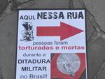 Segundo o coordenador do Comitê, haveria indícios de que a residência teria abrigado uma espécie de sucursal do Departamento de Ordem Política e Social (DOPS) em Porto Alegre