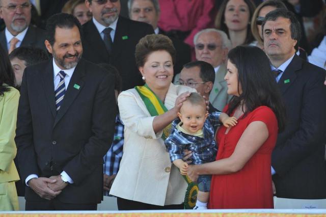 Revista Forbes escolhe Dilma como a segunda mãe mais poderosa do mundo Fabio Rodrigues Pozzebom/divulgação,Agência Brasil