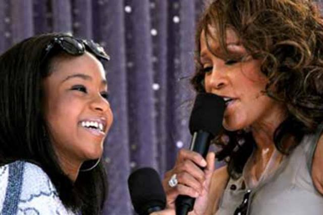 Filha de Whitney Houston deve estrelar reality show Divulgação/Divulgação