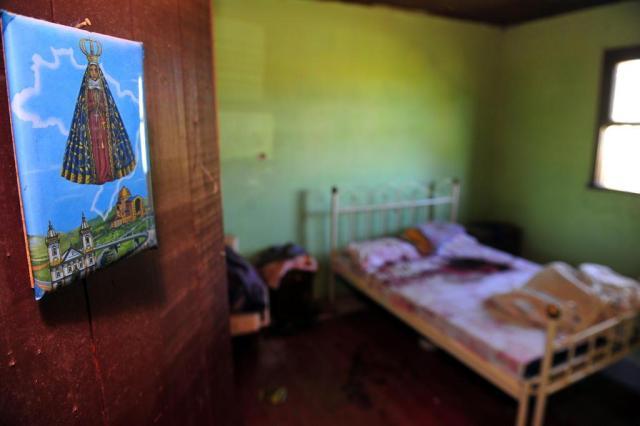 Após morte brutal em Rio Pardo, viúva não tem coragem de voltar para casa Bruno Alencastro/Agencia RBS