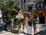"""Sacha Baron Cohen já estreou seu filme, """"O Ditador"""",  mas apareceu em Cannes só para causar polêmica"""