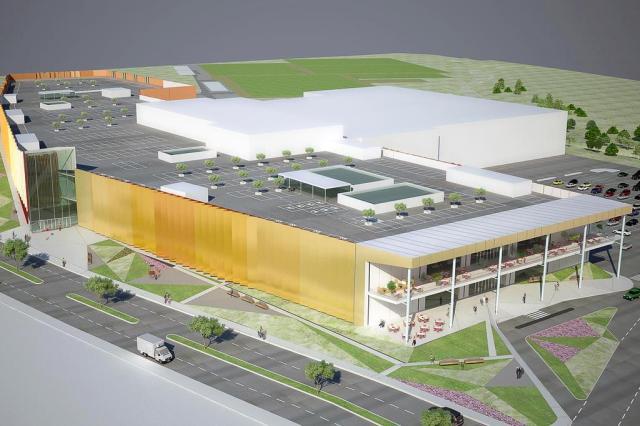 Shopping de Alvorada terá investimento de R$ 140 milhões reprodução/reprodução