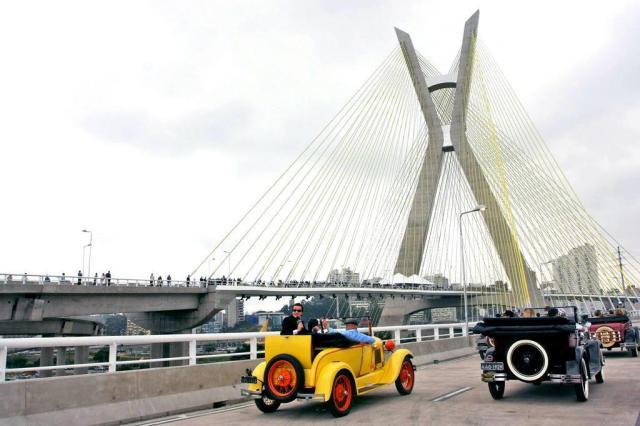 Porto Alegre entra na onda dos viadutos estaiados Ver Descrição/Ver Descrição