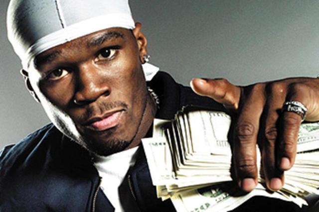 Internado, rapper 50 Cent aproveita para falar sobre próximo disco Divulgação/Divulgação