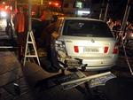 Vítimas, que estavam em uma Parati e em um Stilo, foram levadas para hospitais da Capital