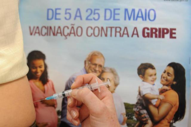 Faltando uma semana para o fim da campanha, vacinação contra a gripe atingiu menos da metade do público-alvo Gilmar de Souza/Agencia RBS