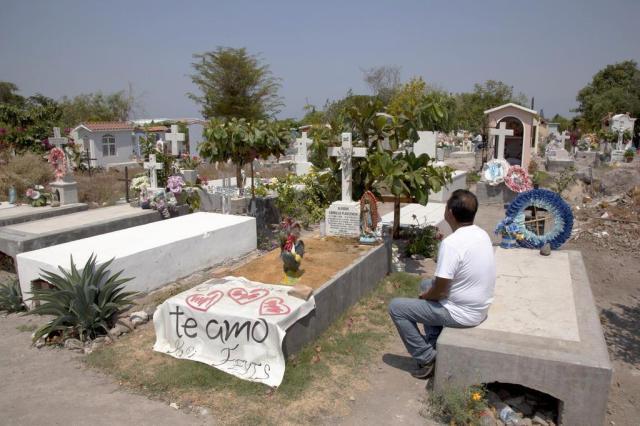 Esperança em meio a melancolia em cidade fronteiriça mexicana  Janet Jarman/NYTNS