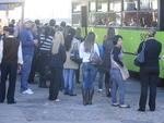 Segundo a Metroplan, mais de 300 ônibus extras foram colocados nas ruas para tentar amenizar os transtornos