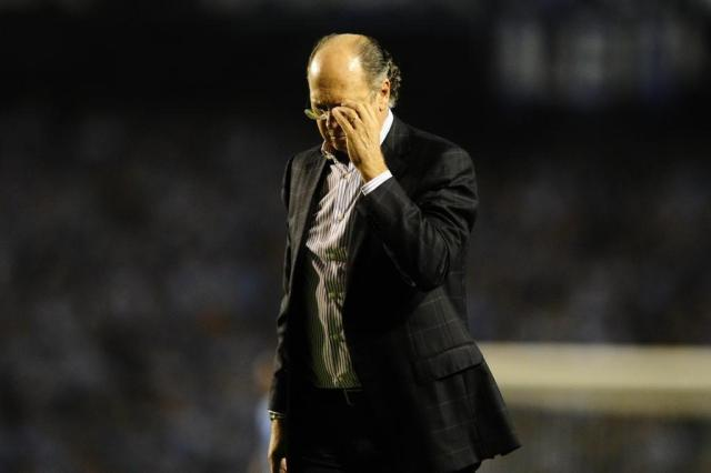 Falcão elogia jogadores do Bahia e diz que Grêmio mereceu a classificação Mauro Vieira/Agencia RBS