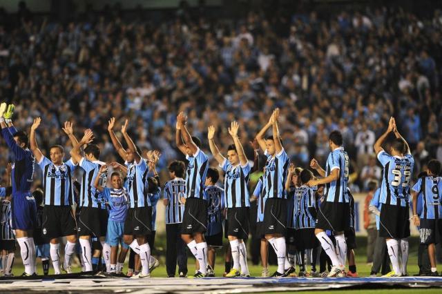 Grêmio define programação e mantém intertemporada em Porto Alegre Diego Vara/Agencia RBS