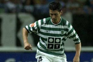Anderson Polga não é mais jogador do Sporting  Ver Descrição/Ver Descrição