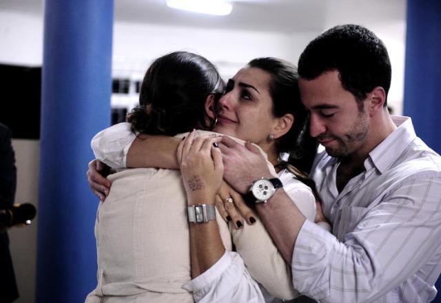 Família de engenheira conta como agiu durante o sequestro da filha Jessé Giotti/Agencia RBS