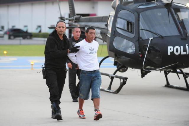 Autor do sequestro de Carolina Vieira é transferido para Santa Catarina Daniel Conzi/Agencia RBS