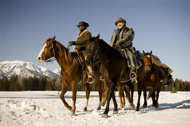 "Tarantino apresenta ""Django Unchained"" Sony Pictures/Divulgação"
