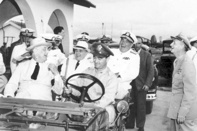 """Roberto Muylaert lança """"1943 - Roosevelt e Vargas em Natal"""" Reprodução/Divulgação"""
