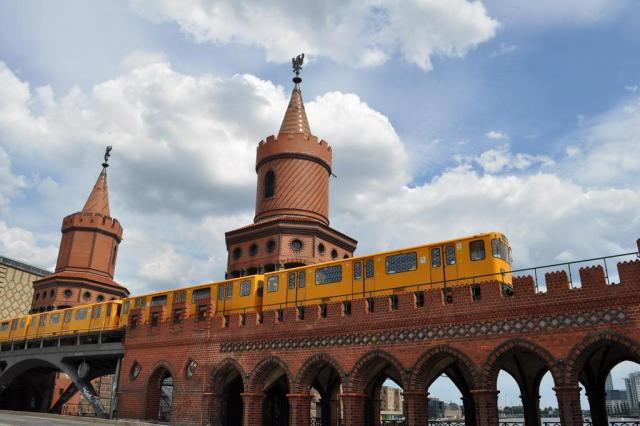 Dez motivos para amar Berlim  Bruna Amaral/Agencia RBS