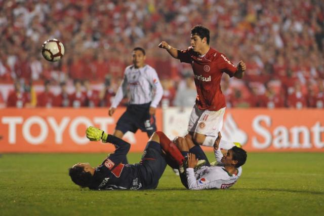 Times mexicanos podem ficar de fora da Libertadores de 2013 Fernando Gomes/Agencia RBS