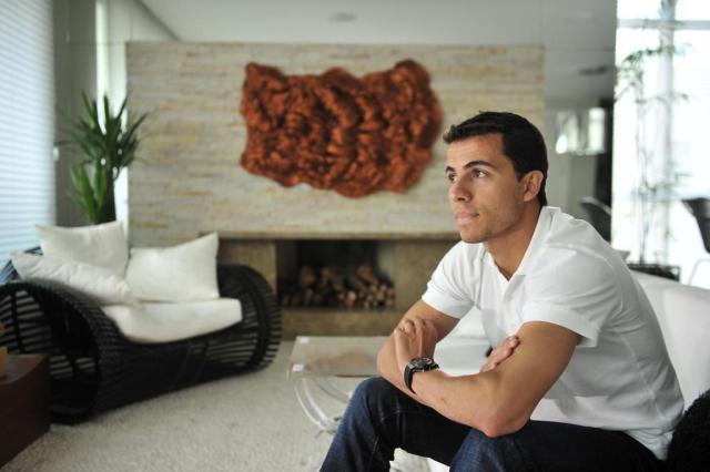 Empresário de Nilmar: Oferta do Inter foi classificada como ofensiva pelo Villarreal Diego Vara/Agencia RBS