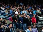 Quase 5 mil pessoas foram ao estádio conferir de perto o desempenho do time