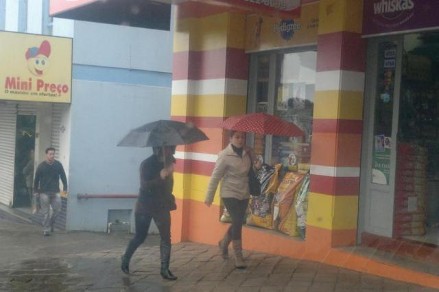 Racionamento adiado em Passo Fundo Marielise Ferreira/Agencia RBS