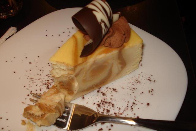 O cheesecake do Canadá Arquivo Pessoal/Arquivo Pessoal