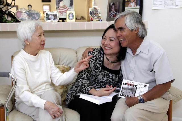 Os 40 anos da imagem histórica da Guerra do Vietnã Jae C. Hong/AP