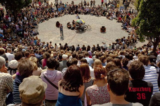 Bearpit Karaokê, um fenômeno de Berlim ameaçado Günter Steffen/Visit Berlim,divulgação