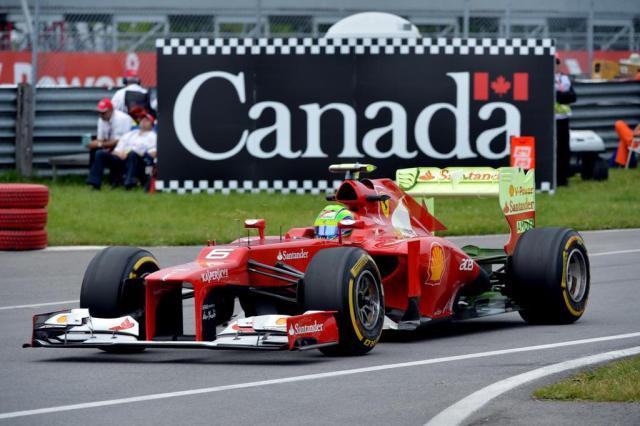 Felipe Massa acredita nas chances de renovação com a Ferrari  Stan HONDA/AFP